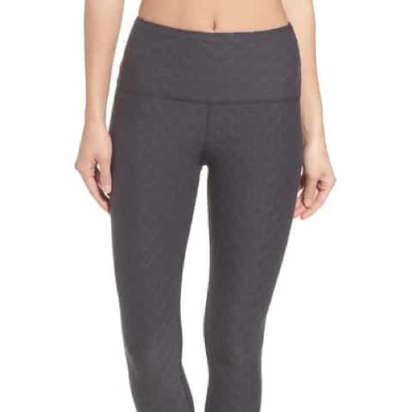 2388bbe337 Beyond Yoga Pants - Beyond Yoga Can't Quilt You HW Legging - XS